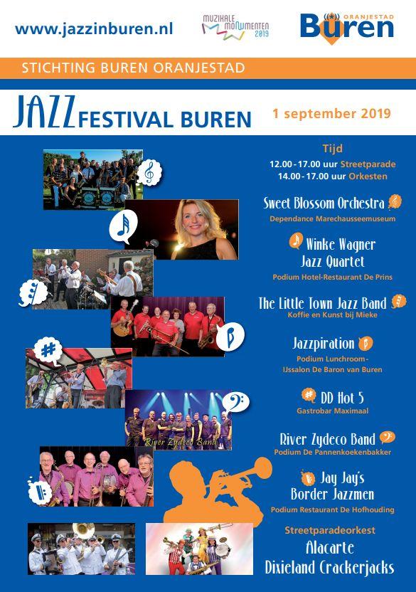 Jazz in Buren 2019