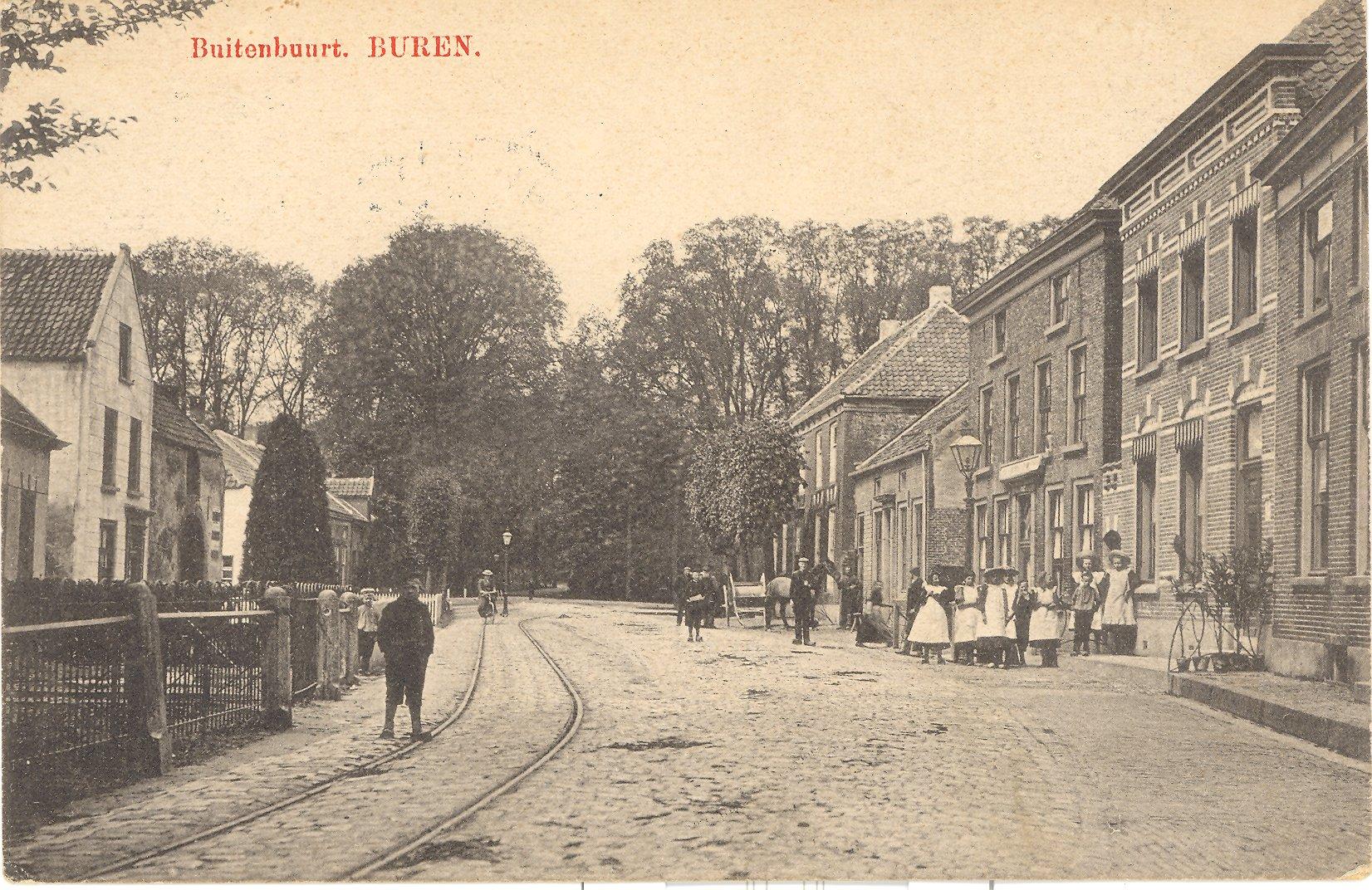 TBC-tramlijn - Tiel-Buren-Culemborg
