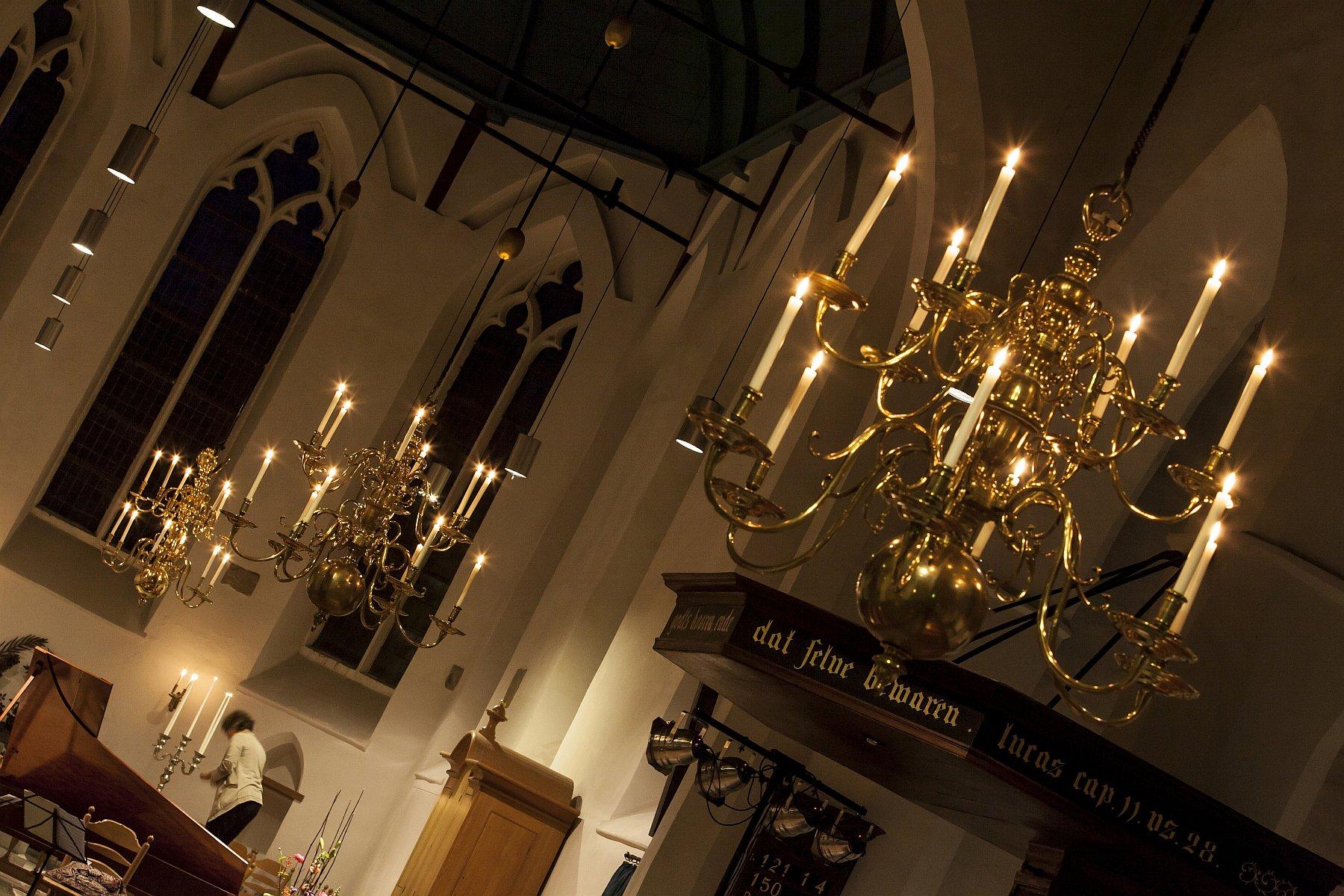 Zuinige en duurzame ledverlichting voor de Sint Lambertuskerk